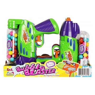 Бластер и жевательная резинка Bubble Blaster Kidsmania 36 гр, фото 3