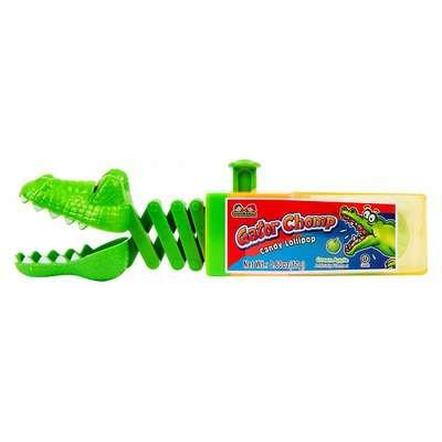 Крокодил Леденец и игрушка Gator Chomp Kidsmania 17 гр, фото 5