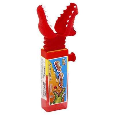 Крокодил Леденец и игрушка Gator Chomp Kidsmania 17 гр, фото 3