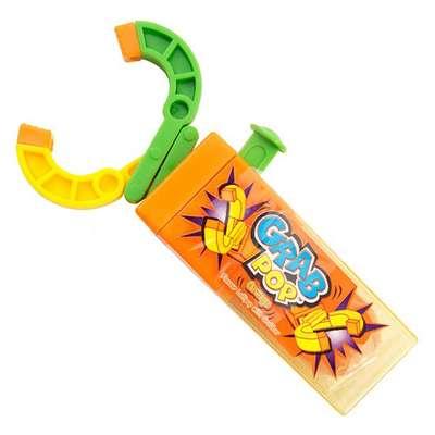 Игрушка захват и леденец с фруктовым вкусом Grab Pop Kidsmania 17 гр, фото 5
