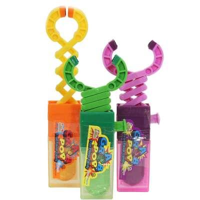 Игрушка захват и леденец с фруктовым вкусом Grab Pop Kidsmania 17 гр, фото 3