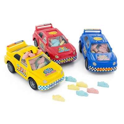 Гоночная машинка и конфеты Sweet Racer Kidsmania 12 гр, фото 1