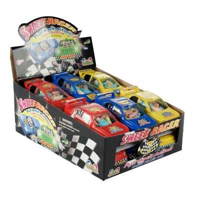 Гоночная машинка и конфеты Sweet Racer Kidsmania 12 гр, фото 3