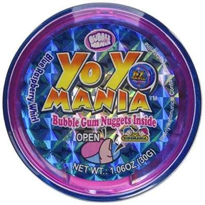 Игрушка Йо-Йо и жевательная резинка Yo Yo Mania Kidsmania 30 гр, фото 2