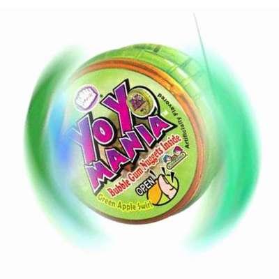 Игрушка Йо-Йо и жевательная резинка Yo Yo Mania Kidsmania 30 гр, фото 3