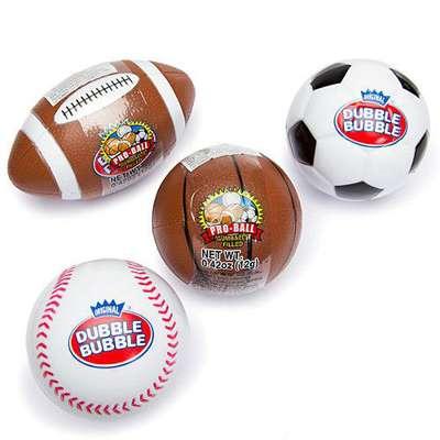 Жевательная резинка и стикеры Pro-Ball Dubble Bubble 12 гр, фото 2