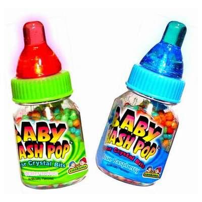 Леденцовая карамель Baby Flash Pop Kidsmania 45 гр, фото 2