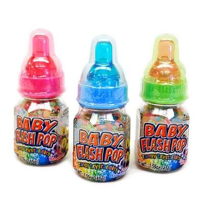 Леденцовая карамель Baby Flash Pop Kidsmania 45 гр, фото 3