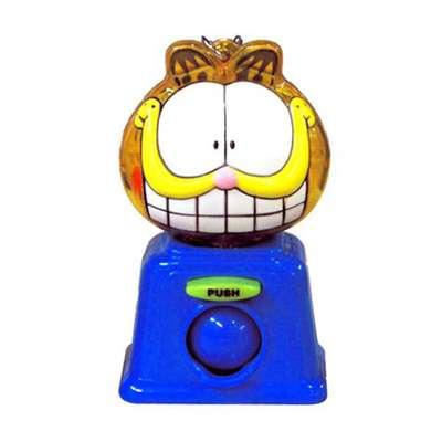 Жевательная резинка Garfield Bubble Gum Dispenser Kidsmania 20 гр, фото 3