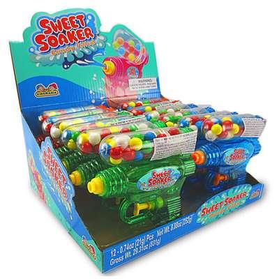 Игрушка Водяной пистолет и конфеты Sweet Soaker Kidsmania 21 гр, фото 2
