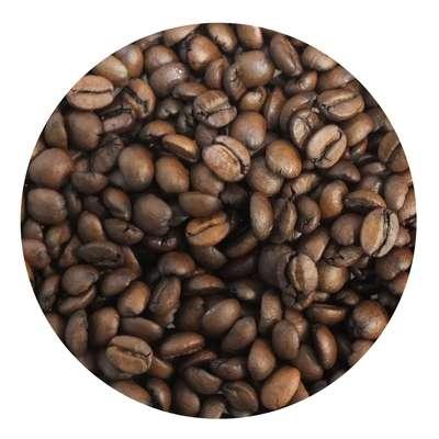Кофе в зернах со вкусом ореха Грильяж 100 гр, фото 1