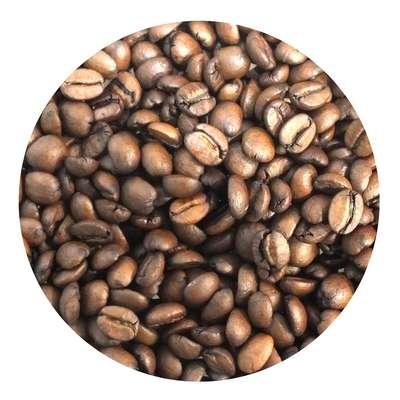 Кофе в зернах со вкусом Вишня в шоколаде 100 гр, фото 1