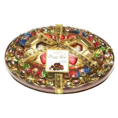 Подарочная коробка конфет Сумасшедшая идея La Suissa 550 гр, фото 1