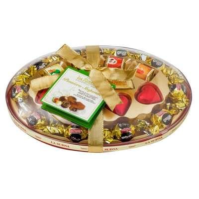 Подарочная коробка конфет Прекрасная мысль La Suissa 225 гр, фото 1