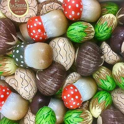 Шоколадные конфеты Осенние ассорти La Suissa 1 кг, фото 2