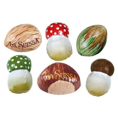 Шоколадные конфеты Осенние ассорти La Suissa 100 гр, фото 4