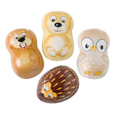 Шоколадные конфеты Лесные друзья La Suissa 1 кг, фото 3