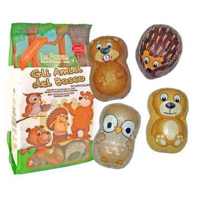 Шоколадные конфеты Лесные друзья La Suissa 100 гр, фото 4