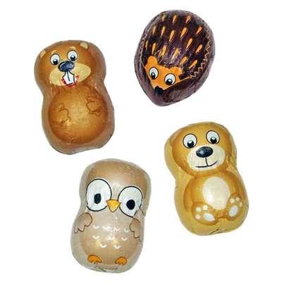 Шоколадные конфеты Лесные друзья La Suissa 100 гр, фото 1