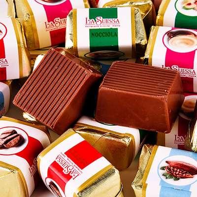 Шоколадные конфеты Гран Бонта La Suissa 100 гр, фото 2