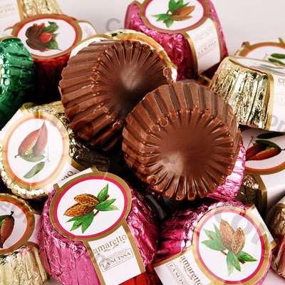 Шоколадные конфеты Гран Крема La Suissa 100 гр, фото 2