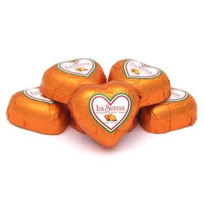 Шоколадные конфеты Premium Апельсин La Suissa 1 кг, фото 3