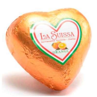 Шоколадные конфеты Premium Апельсин La Suissa 1 кг, фото 2