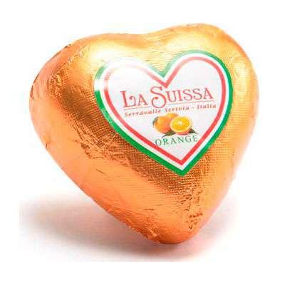 Шоколадные конфеты Premium Апельсин La Suissa 1 кг, фото 1