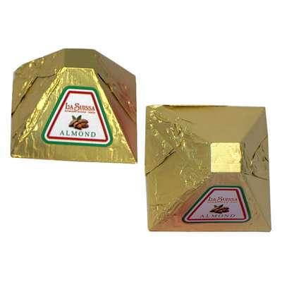 Шоколадные конфеты Premium Карамелизированный миндаль La Suissa 100 гр, фото 2