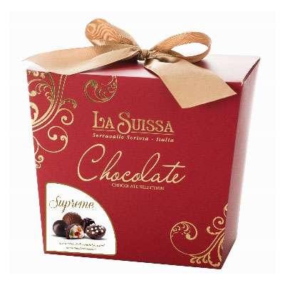 Подарочный набор Ассорти конфет La Suissa 450 гр, фото 1