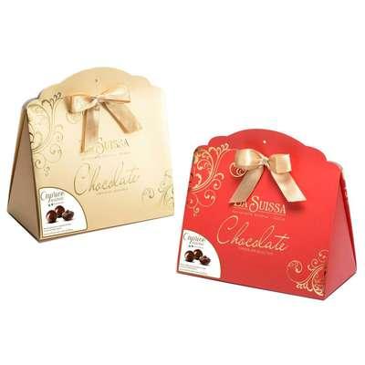 Подарочный набор шоколадных конфет Каприз La Suissa 200 гр, фото 1