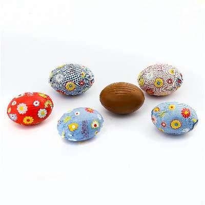 Яички шоколадные с кремом ассорти La Suissa 100 гр, фото 2