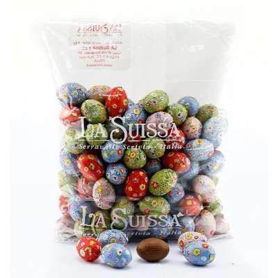 Яички шоколадные с кремом ассорти La Suissa 100 гр, фото 5