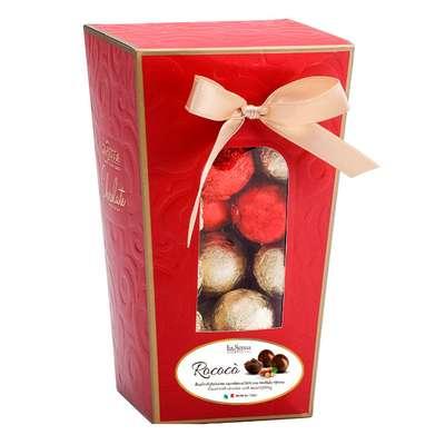 Коробка конфет Фигурки Шары La Suissa 380 гр, фото 2