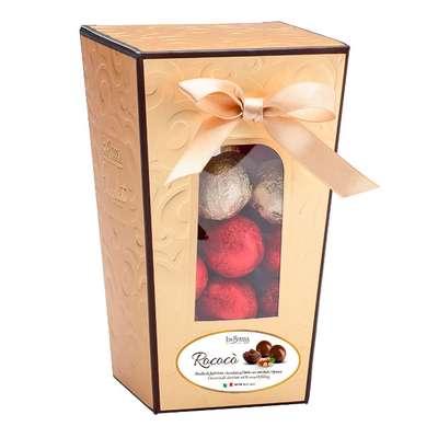 Коробка конфет Фигурки Шары La Suissa 380 гр, фото 3