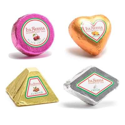 Коробка конфет Премиальное качество La Suissa 330 гр, фото 2