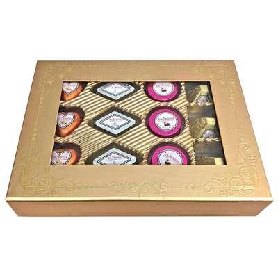 Коробка конфет Премиальное качество La Suissa 330 гр, фото 1