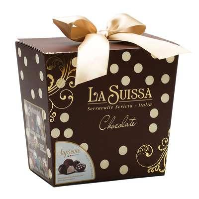 Подарочный набор конфет Горошек La Suissa 450 гр, фото 2