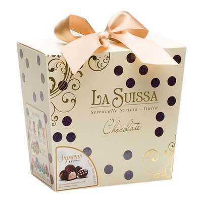 Подарочный набор конфет Горошек La Suissa 450 гр, фото 3