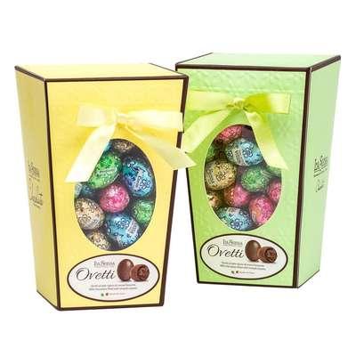 Шоколадные конфеты Яички ассорти La Suissa 400 гр, фото 1