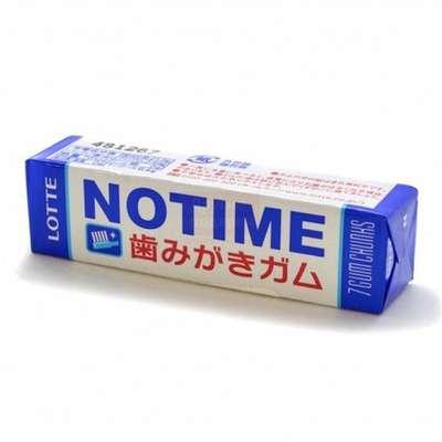 Жевательная резинка со вкусом мяты No Time Lotte 33 гр, фото 2
