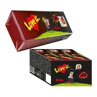 Жевательная конфета Кола Лимон LOVE IS 25 гр, фото 4