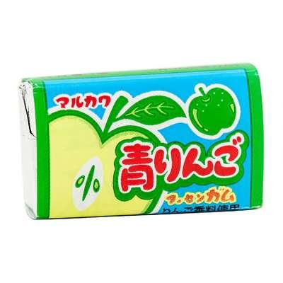 Жевательная резинка Green Apple Marukawa 5,5 гр, фото 1