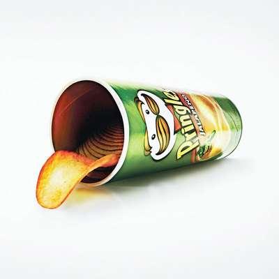 Картофельные чипсы с перцем Jalapeno Pringles 158 гр, фото 2