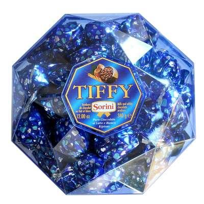 Подарочная коробка конфет Голубой кристалл Sorini 340 гр, фото 1
