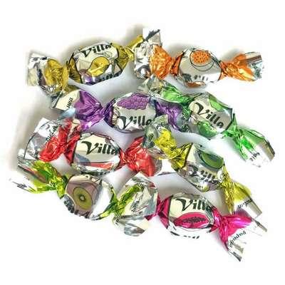 Леденцовая мини карамель Экзотические фрукты Sweets and Sugar 100 гр, фото 1