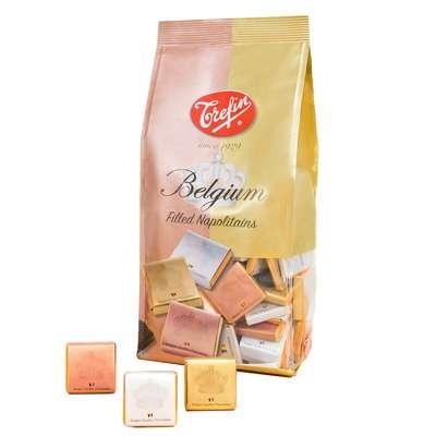 Мини-плитки шоколада Неаполитаны Имперский микс 1 кг, фото 1