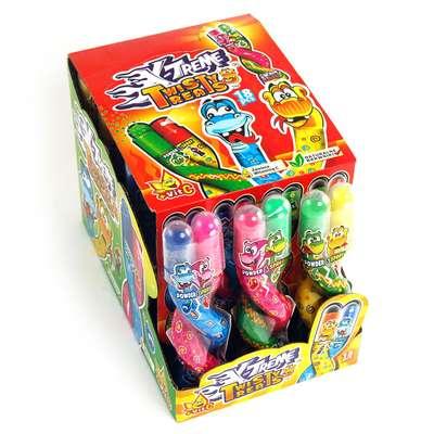 Змея Жидкая конфета спрей и порошок Twisty Treats X-Treme 16 гр, фото 2