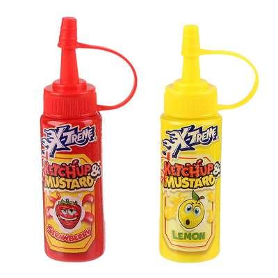 Жидкая конфета Кетчуп и горчица Ketchup & Mustard X-treme 50 мл, фото 3