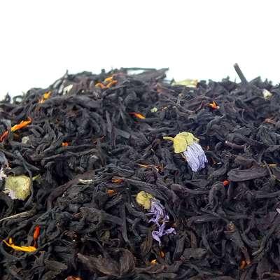 Чай черный ароматизированный Граф Орлов 50 гр, фото 2